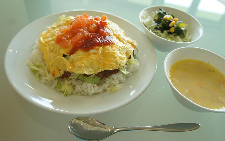琉リハ・レストラン