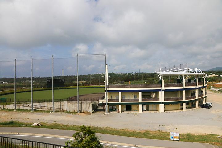 金武町ベースボールスタジアム