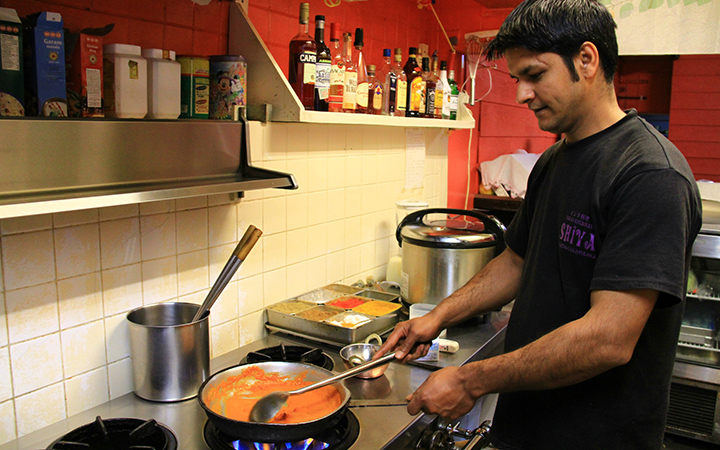 インド料理 SHIVA