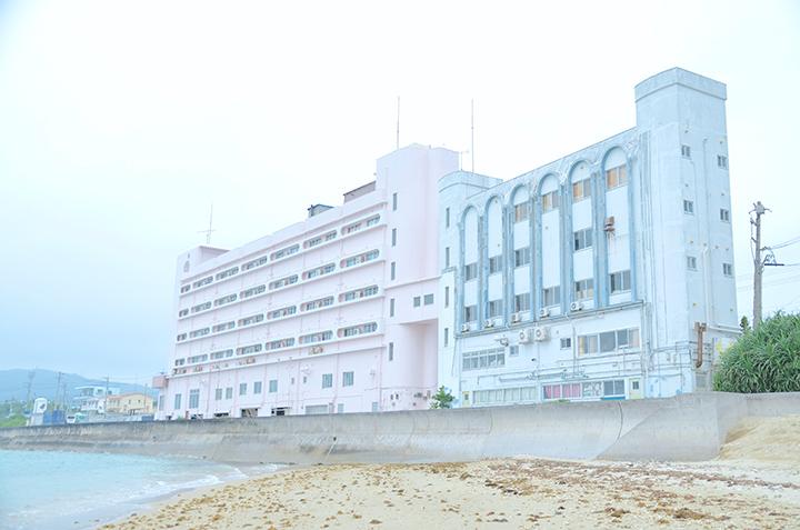 ゴールデン・サン・ビーチ ホテル