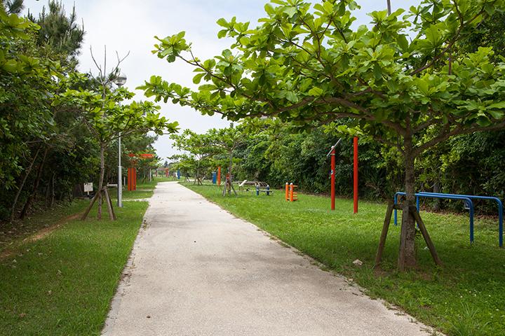伊芸海浜公園