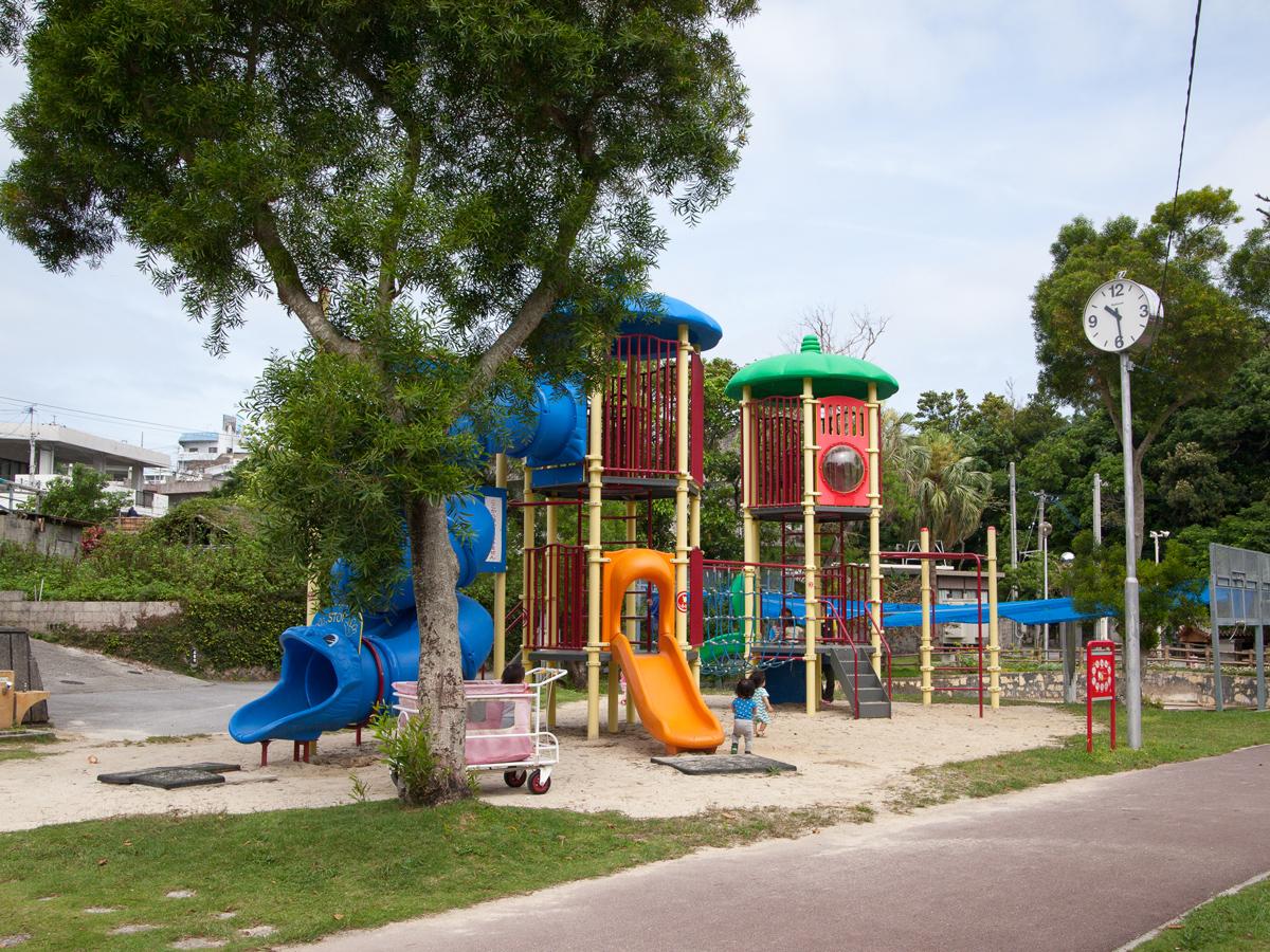 大川西公園