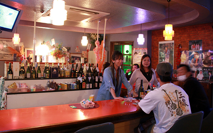 Karaoke & Snack Bar Bigface Club
