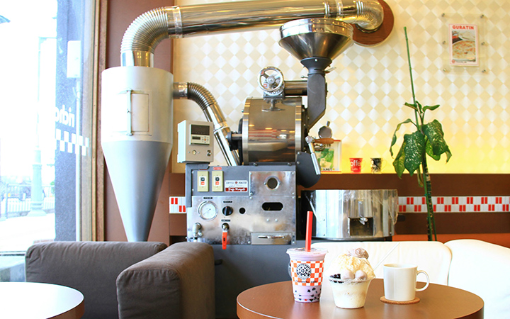 richamocha café