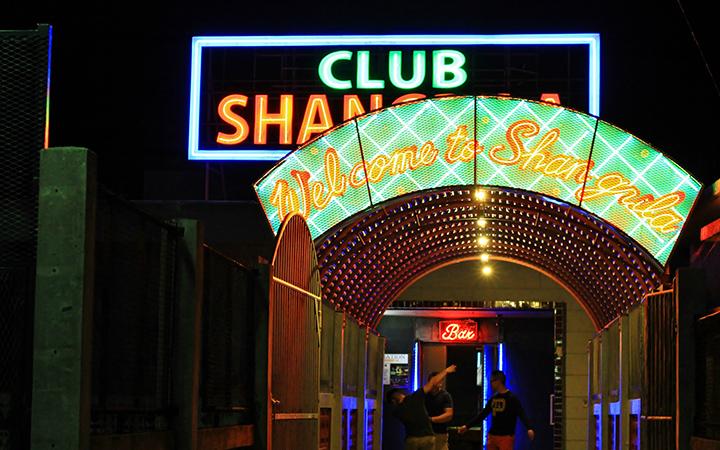 CLUB SHANGRILA