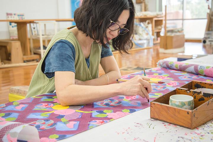 Maeda Bingata Dyeing Studio