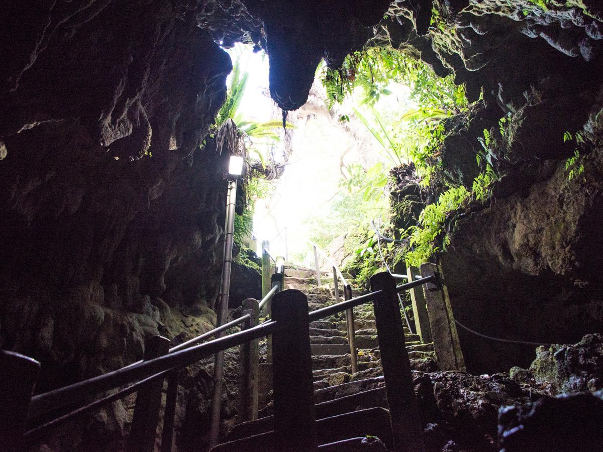 Caverna Nisshudo