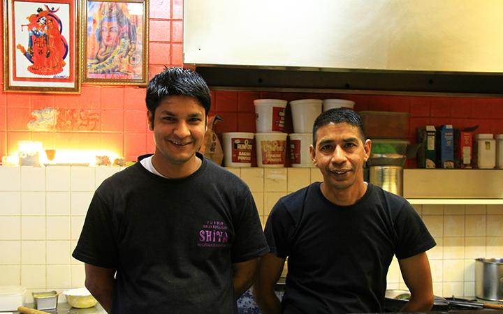 인도 요리 전문점 SHIVA