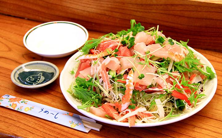 해산물 요리 이자카야 긴카이