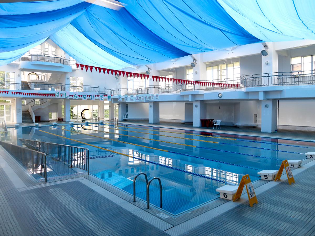 긴초 공영 수영장