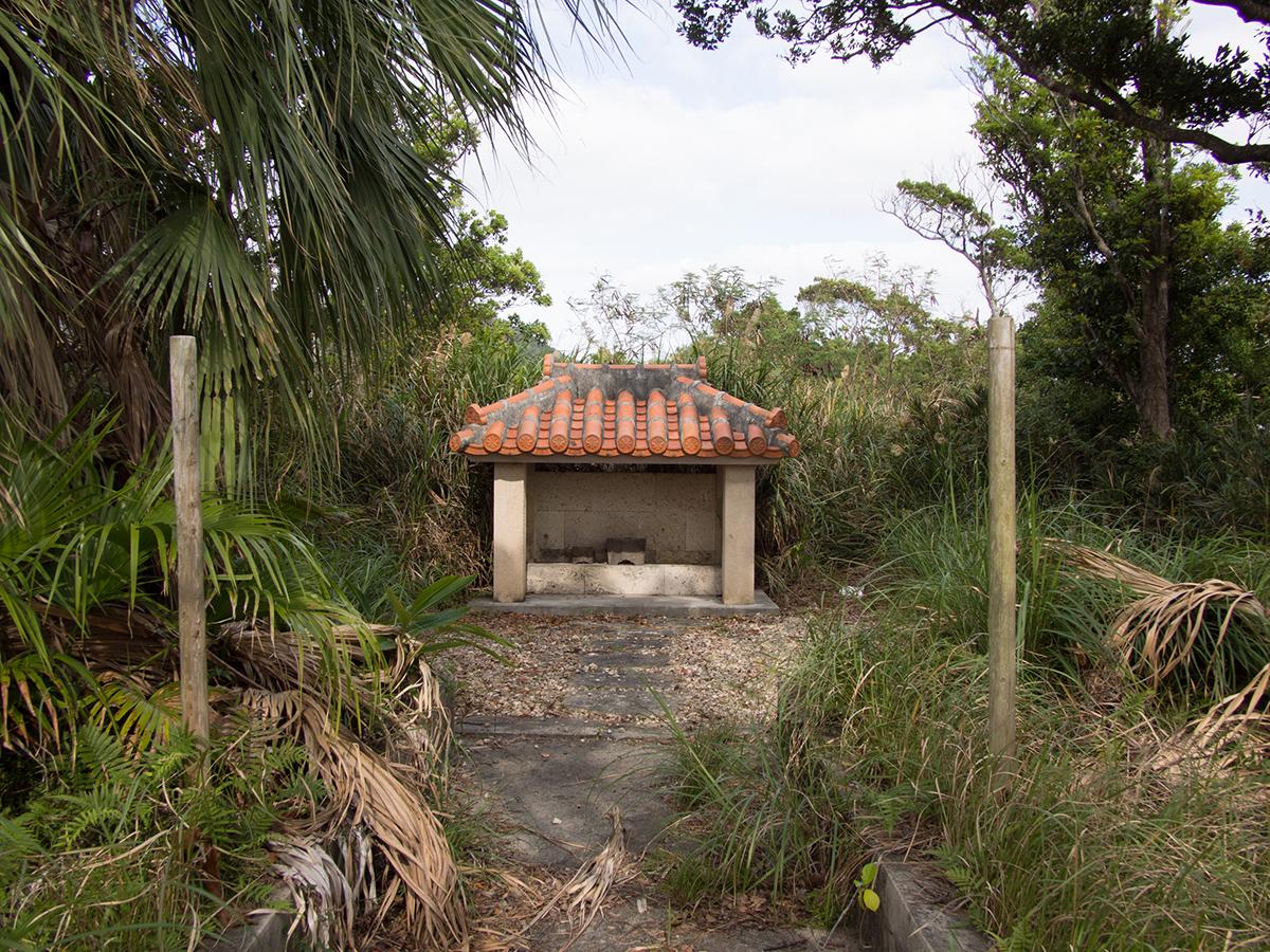 Yoribusano Sacred Grove