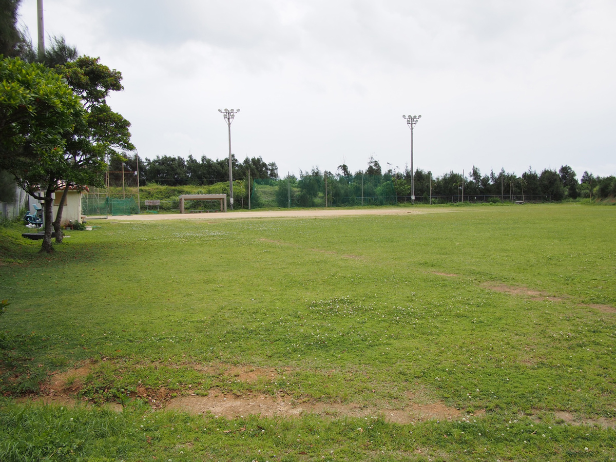 Praça dos moradores de Namisato