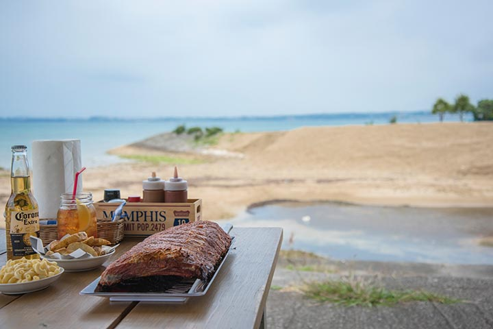 SEA SIDE BBQ / 海濱烤肉