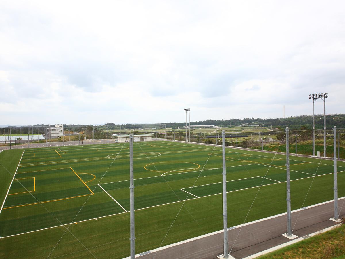 金武町足球中心